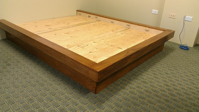 platform board for a bed 2