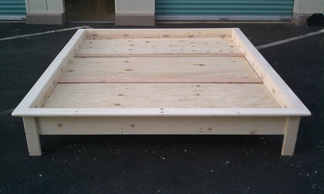tempurpedic platform bed slats 1