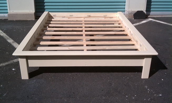 mattress for platform bed with slats 2