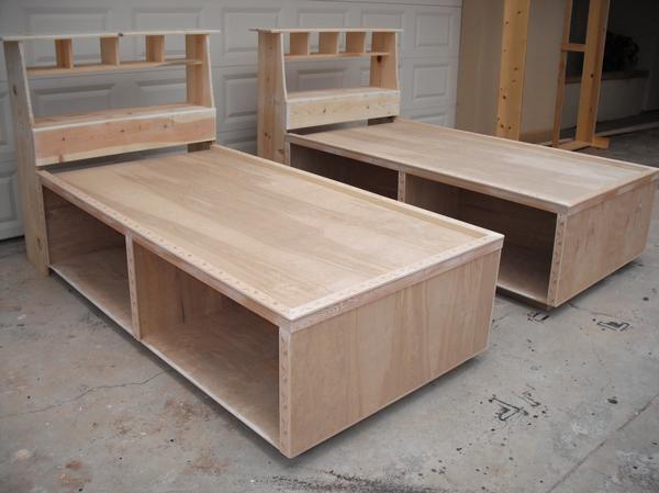 Custom Made Beds Image Gallery: Hawaii Platform Beds