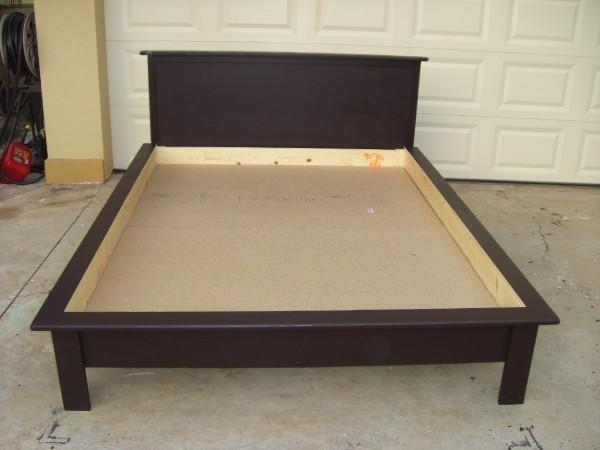 Hawaii Platform Beds   The Aloha Boy